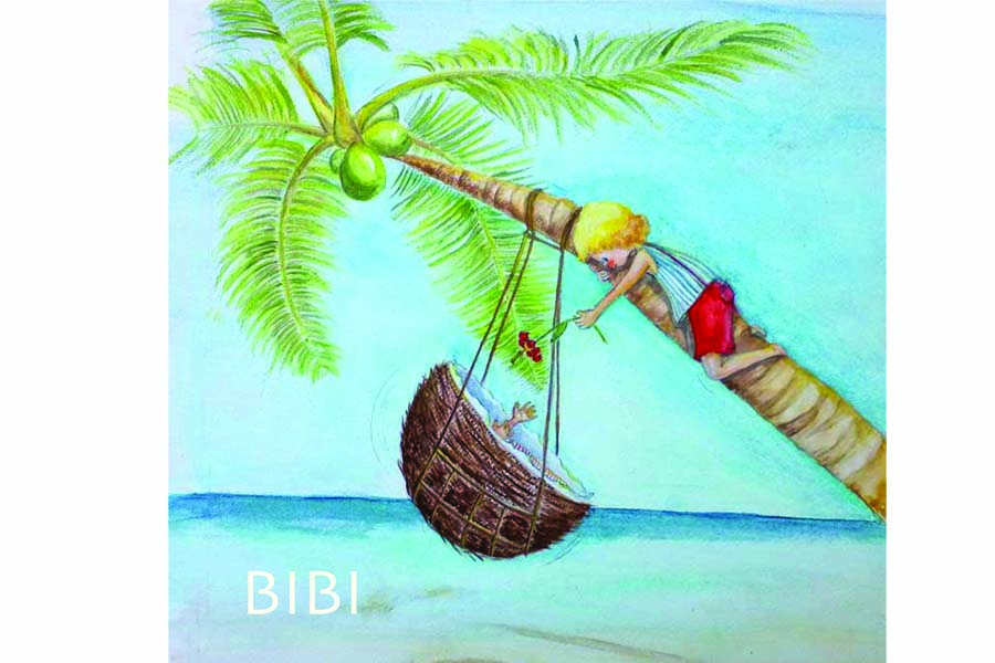 Birthcard Tropics