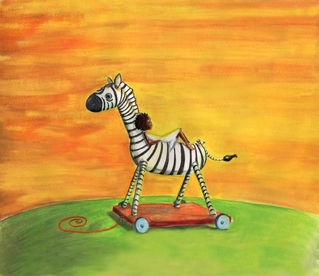 Me and my Zebra copy