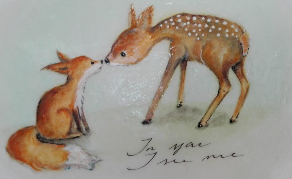 hertje vos liefde